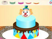 Clowns Kuchen